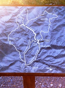 Desert Mountain's Hiking Trail Map