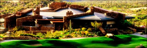 The Cochise-Geronimo Club House at Desert Mountain