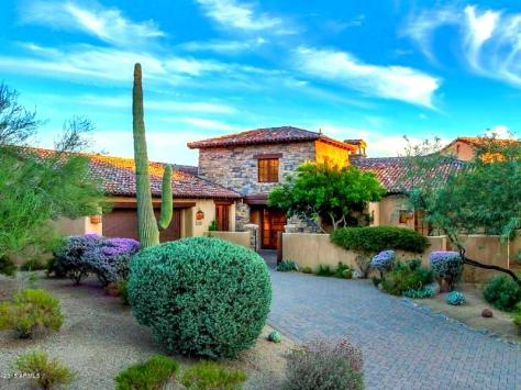 42253 N Saguaro Forest Drive at Desert Mountain