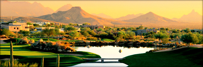The Award-Winning Cochise Course at Desert Mountain