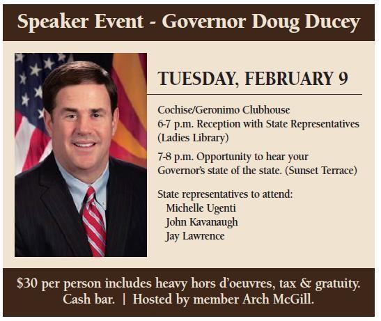 DM speaker event