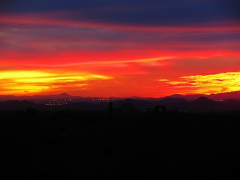 DH 23 sunset shot